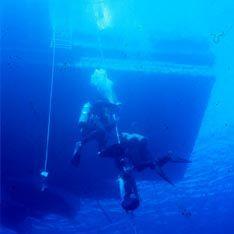 "Океанолог ушел на дно вместе с \""плавучей лабораторией\"""
