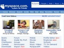 MySpace отблагодарил хакера за помощь удалением учетной записи