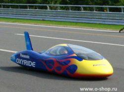 Автомобиль на пальчиковых батарейках Panasonic