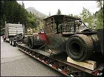 Американских горняков завалило в шахте