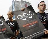 Правозащитники критикуют Китай накануне Олимпиады