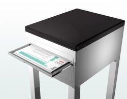 Разработан концепт принтера, экономящий офисную площадь