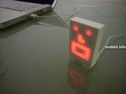 Tengu - ваш настольный USB-компаньон (видео)
