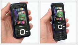 Много «живых» фото смартфона Nokia N81 с 8 Гб