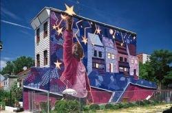 Знаменитые настенные фрески Филадельфии (фото)