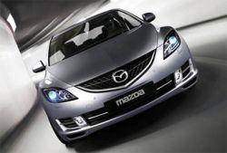 """Mazda6 показала свое новое \""""лицо\"""""""