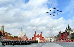 Москве покажут боевую авиацию
