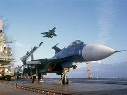 Зачем менять Су-33 на МиГ-29К?