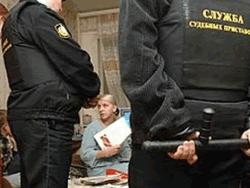 В России может появиться новая силовая структура - широкие полномочия могут получить судебные приставы.