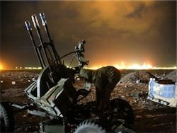 Триполи: десантная операция НАТО подавлена
