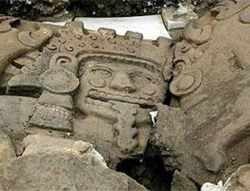 В Мехико найдена гробница легендарного правителя ацтеков