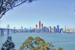 Архитекторы придумали самую высокую башню Сан-Франциско