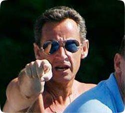 Пляжный позор Абрамовича и Саркози