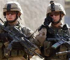 США натравили роботов на иракцев