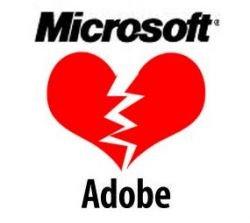 Microsoft и Adobe обвиняют в нарушении патентов