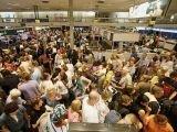 Регистрация на рейс в аэропорту грозит инфарктом