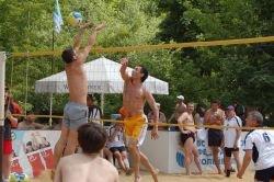 Пляжный волейбол: IV Тур NewSport Series 2007