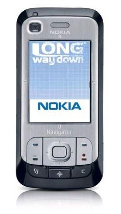 "Nokia 6110 Navigator поможет учасникам реалити-шоу ""Long Way Down"""