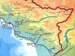 Авария на ЛЭП обесточила Абхазию на четыре часа