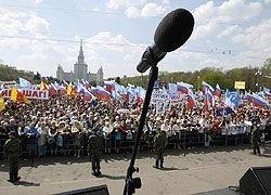 Громкие заявления стали излюбленным оружием российских политиков