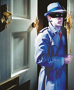 ДомНаводчицы. Как избежать квартирной кражи