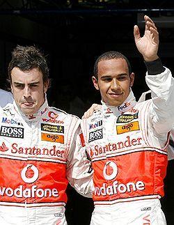 Фернандо Алонсо может покинуть команду McLaren