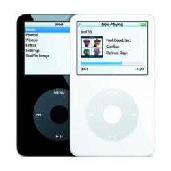 Новые iPod запомнят вдвое больше