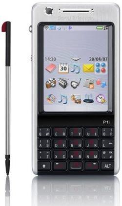 Sony Ericsson P1i будет оснащен GPS-системой