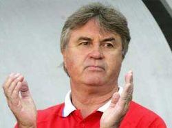 Хиддинку предложили остаться в сборной России после Евро-2008