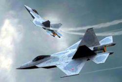 Россия создает истребитель пятого поколения
