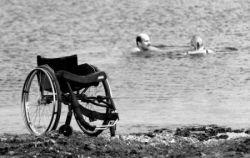 В Украине организовано подводное погружение для инвалидов (фото)