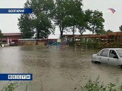 Проливные дожди в Румынии и Болгарии привели к человеческим жертвам и нанесли миллионный ущерб