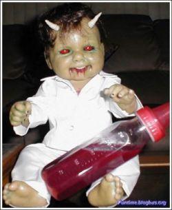 Подборка кукол из фильмов ужасов (фото)