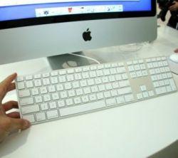 Сверхкомпактные и тонкие клавиатуры для iMac