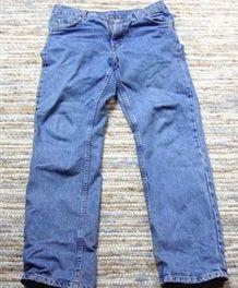 Штаны полные ветра. История джинсов