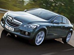 Opel Omega может получить задний привод