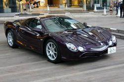 Mitsuoka Orochi становится почти самым дорогим японским автомобилем