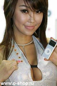 Бикини с пультом управления для iPod