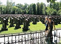 Цена места на московских кладбищах достигает десятков тысяч долларов