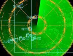 Грузия показала данные радара с маршрутом самолетов-нарушителей