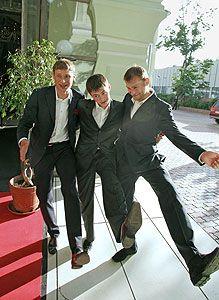 Кто из российских спортсменов самый стильный