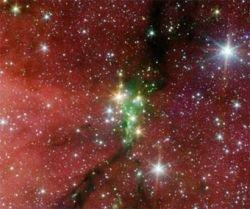Астрономы обнаружили необычное семейство звезд