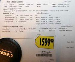 """Данные о Canon EOS 40D """"утекли"""" в Сеть"""