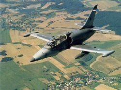 В Краснодарском крае разбился учебный самолет Л-39