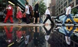 Торнадо и ливни парализовали жизнь Нью-Йорка (фото)