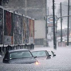 Засуха в Болгарии сменилась проливными дождями