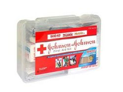 Johnson & Johnson решил отобрать красный крест у Красного креста