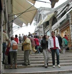 Туристы-грубияны в Венеции платят больше