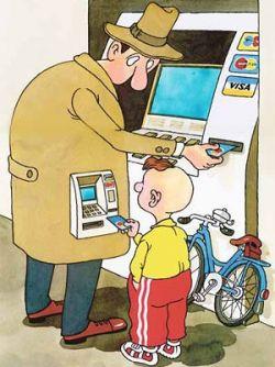 """Ваш ребенок давно мечтает о кредитке. Методы \""""финансового\"""" воспитания чада"""