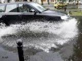 Наводнением затоплены Германия и Швейцария